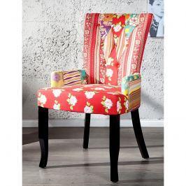 INV Jídelní židle Mallorca L patchwork