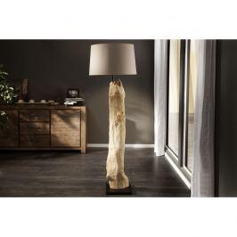 INV Stojací lampa Holz béžová