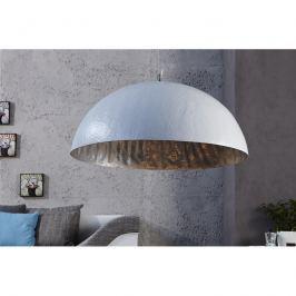 INV Závěsné svítidlo Sun bílá-stříbrná 50cm