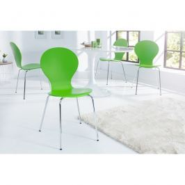 INV Jídelní židle Face zelená