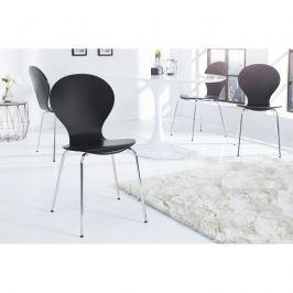 INV Jídelní židle Face černá