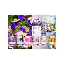 Sazeničky květin,eko balení v hlinikových plechovkách No brand 45699