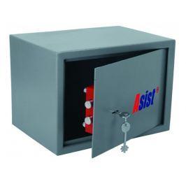 Trezor s mechanickým zámkem 350x250x250mm ASIST ST 25DM