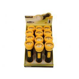 Baterka s magnetem černá/žlutá LIFETIME 31576