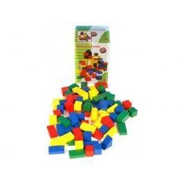 Dřevené kostky v krabici 75ks MARIONETTE WOODEN TOYS 8711252440279