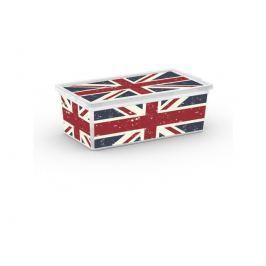 C Box Style Union Jack XS, 6l KIS 84070002194