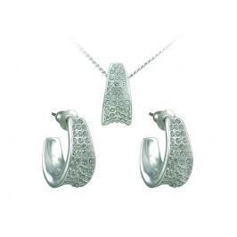 Sada Queen Crystal. Made with Swarovski crystals Swarovski RS1740
