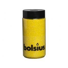 Dekorační písek žlutý 0,1mm, 550g BOLSIUS 103897040311