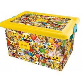 Plastový box 13 L EMOJI STOR SO5295