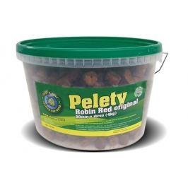 Chyť a pusť Pelety Robin Red original carp s dírou 3,6kg