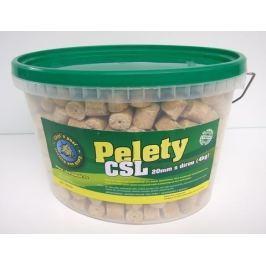 Chyť a pusť Pelety kukuřičné CSL s dírou KBELÍK 3,6kg