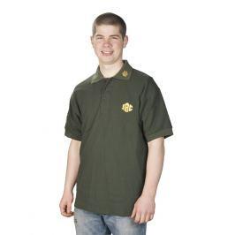 JRC Tričko s límečkem POLO SHIRT zelené M