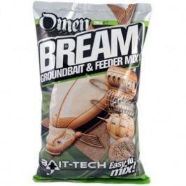 Bait-Tech Krmítková směs Omen BREAM Groundbait & Feeder Mix 2kg