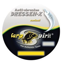 Carp Spirit Vlasec Dressen X Anti-Abrasion Clear 100m