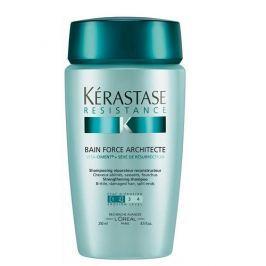 Kérastase Bain Force Architecte šampon pro velmi křehké a poškozené vlasy 250 ml