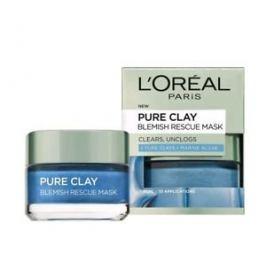 L´Oréal Paris Pure Clay maska proti černým tečkám 50 ml
