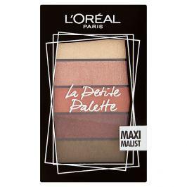L´oreal Paris paletka očních stínů La Petite, 5 x 0,8 g Maximalist