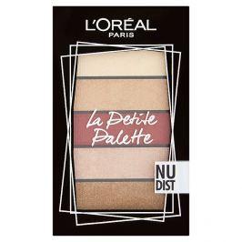 L´oreal Paris paletka očních stínů La Petite, 5 x 0,8 g Nudist