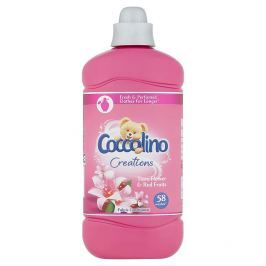 Coccolino Creations Tiare Flower & Red Fruits aviváž, 58 praní 1,45 l