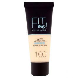 Maybelline Fit Me! Matte+Poreless make-up 100