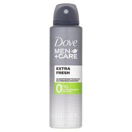 Dove Alu-free Men + Care Extra fresh deodorant sprej 150 ml