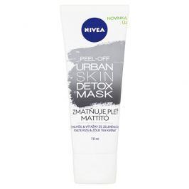 Nivea Urban Skin Detox Slupovací zmatňující maska 75 ml