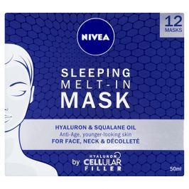 Nivea Noční maska s kyselinou hyaluronovou Hyaluron Cellular Filler 50 ml