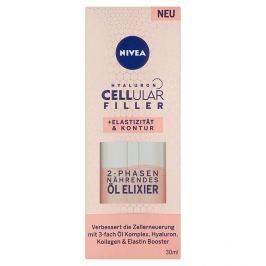 Nivea Hyaluron Cellular Filler remodelační olej 30 ml