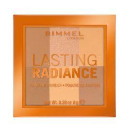 Rimmel Rozjasňující pudr Lasting Radiance 8 g 002 Honeycomb