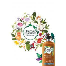 Herbal Essence šampon 90% Natural origin Smooth Golden Moringa oil  400 ml