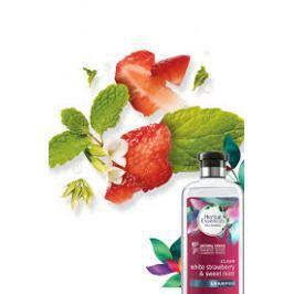 Herbal Essence šampon 90% Natural origin Strawberry mint  400 ml