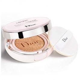 Dior Hydratační make-up v houbičce SPF 50 Dreamskin 025 Soft Beige 2x15 g