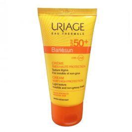 Uriage Opalovací krém na obličej pro citlivou pleť SPF 50+ Bariésun  50 ml