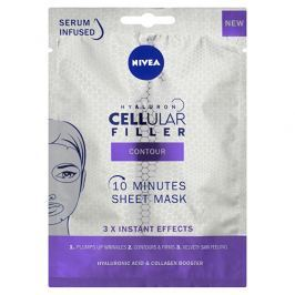 Nivea textilní 10 minutová maska Cellular Filler  1 ks