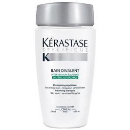 Kérastase Bain Divalent vyvažující šampon pro mastnou vlasovou pokožku a oslabené vlasy 250 ml