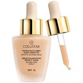 Collistar tekutý make-up se sérem pro vzhled nahé pleti 02 Nude, 30 ml