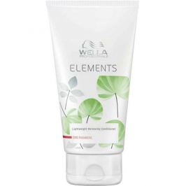 Wella Professionals Lehký regenerační kondicionér Elements  200 ml
