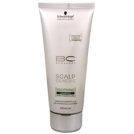 Schwarzkopf Professional Zklidňující šampon pro suchou a citlivou vlasovou pokožku BC Bonacure Scalp Genesis  200 ml