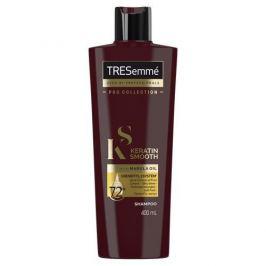 TRESemmé Šampon s keratinem pro hladké vlasy bez krepatění  400 ml