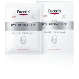 Eucerin Hyaluronová intenzivní maska Hyaluron-Filler  4 ks/bal.