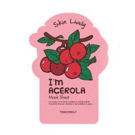 Tony Moly Posilující pleťová maska I´m Acerola  21 g