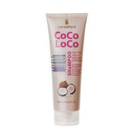 Lee Stafford Šampon s kokosovým olejem CoCo LoCo  250  ml