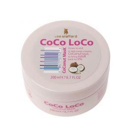 Lee Stafford Krémová vyživující maska s kokosovým olejem CoCo LoCo  200 ml