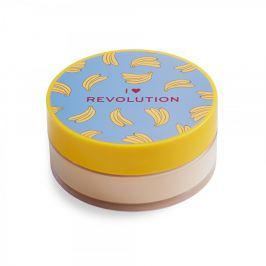 Revolution Sypký pudr Banana  22 g