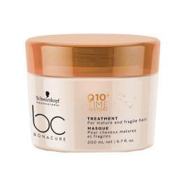 Loreal Professionnel Maska pro jemné až normální vlasy BC Bonacure Time Restore Q10 200 ml