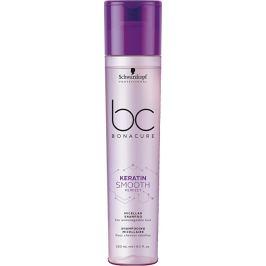 Schwarzkopf Professional Micelární šampon pro nepoddajné vlasy BC Bonacure Smooth Perfect 250 ml
