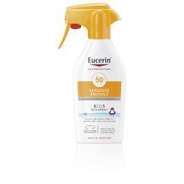 Eucerin Dětský sprej na opalování Sensitive Protect SPF 50+  300 ml