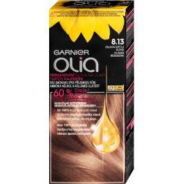 Garnier Permanentní olejová barva na vlasy bez amoniaku Olia 8.13 oslnivá světlá blond