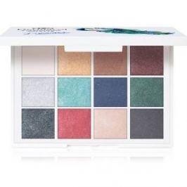 Dermacol Luxusní paletka očních stínů Drama 18 g