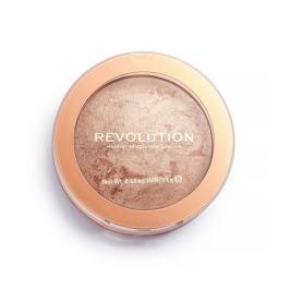 Makeup Revolution Zapečený bronzer Revolution Re-Loaded Holiday Romance (Powder Bronzer)  15 g